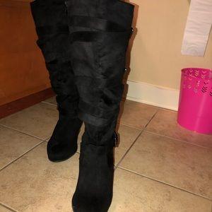 Torrid Boots (plus size SIZE 11W)